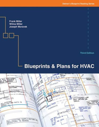 Blueprints and Plans for HVAC 3rd Edition