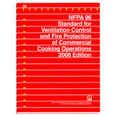 Standard for Ventilation Control and Fire Protection of Commercial Cooking Operations, 2014 Edition