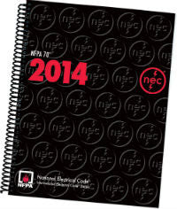NFPA 70: National Electrical Code (NEC) Spiralbound, 2014 Edition
