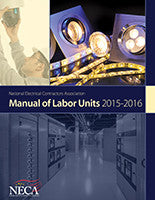 NECA Manual of Labor Units MLU 2016