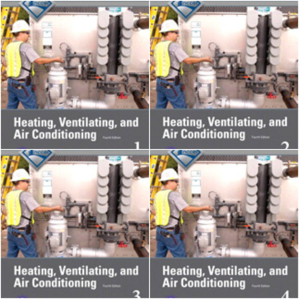 HVAC trainee guide bundle