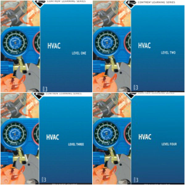 HVAC trainee guide 33rd edition bundle