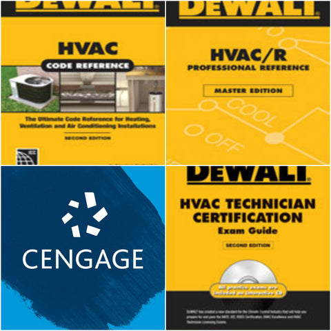 Cencage-Dewalt hvac bundle