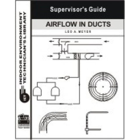 Airflow in Ducts Supervisor's Guide