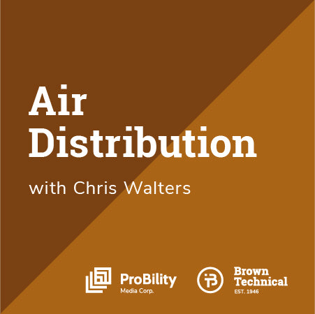 HVAC 105 - Air Distribution Online Training Course