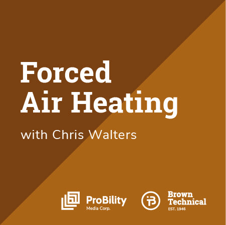 HVAC 109 - Forced Air Heating Online Training Course