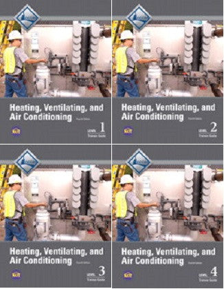 NCCER HVAC Bundle
