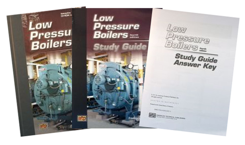 Low Pressure Boilers Bundle [4th Edition © 2013]