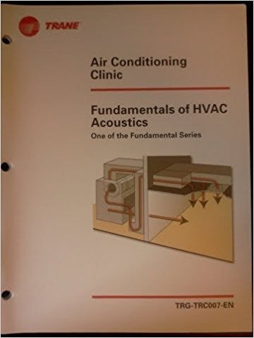 Fundamentals of HVAC Acoustics (2001)  Dual units (IP/SI)