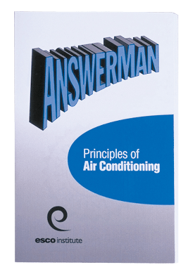 AnswerMan Principles of Air Conditioning