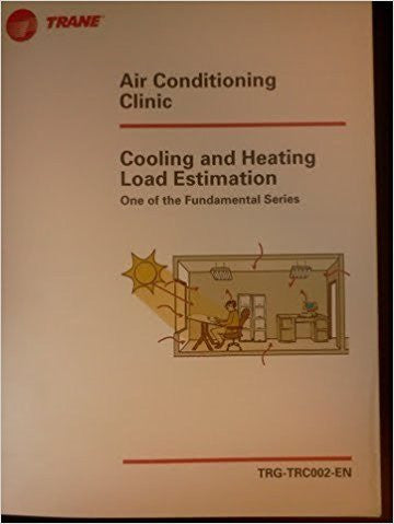Cooling and Heating Load Estimating (2000)
