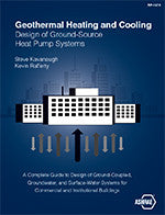 GEOTHERMAL HEATING AND COOLING: DESIGN OF GROUND-SOURCE HEAT PUMP SYSTEMS
