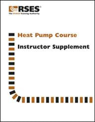 Heat Pump Training Course Instructor Edition