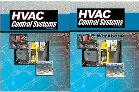 HVAC Control Systems - Textbook and Workbook Bundle