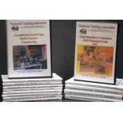 HVACR Technician Training DVD/Video Library Bundle