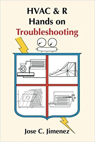 Hvac & R Hands on Troubleshooting Paperback