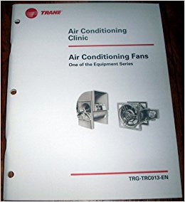 Air Conditioning Fans (2004) Dual units (IP/SI)