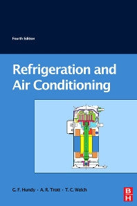 Refrigeration and Air-Conditioning 4th Edition