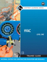 HVAC Level 1 Trainee Guide, Paperback, 3rd Edition