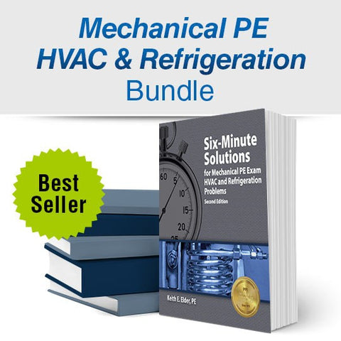 Mechanical PE HVAC and Refrigeration Bundle (MEHRB)