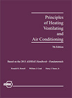 PRINCIPLES OF HEATING, VENTILATING AND AIR-CONDITIONING, 7TH ED.