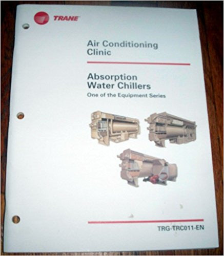 Absorption Water Chillers (2000)  Dual units (IP/SI)