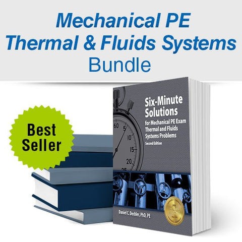 Mechanical PE Thermal and Fluids Systems Bundle (METFSB)
