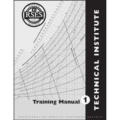RSES Technical Institute Training Manual 1 Instructor Edition