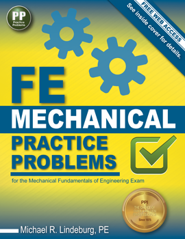 FE Mechanical Practice Problems (FEMEPP)
