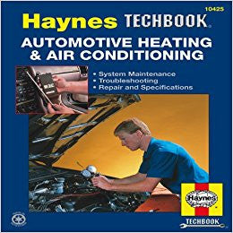 Automotive Heating & Air Conditioning (Haynes Techbook) 1st Edition