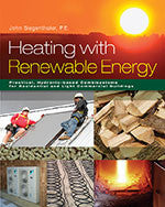 Heating with Renewable Energy 1st Edition