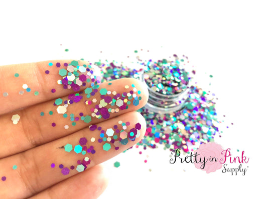 Under the Sea Confetti Loose Glitter