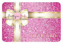 Pretty in Pink Supply Gift Card