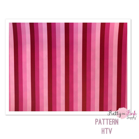Pattern HTV- Love Stripes