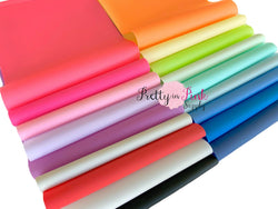 Long Silicone Matte Jelly Sheets