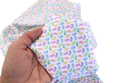 Pastel Jelly Beans Liverpool Fabric