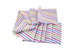 Thin Candy Stripe Liverpool Fabric