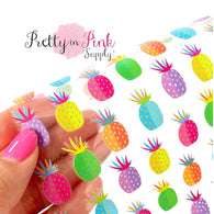 Tropic Pineapple Jelly Sheet