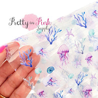 Jelly Fish Jelly Sheet