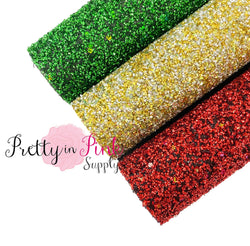Christmas Tinsel Sheet