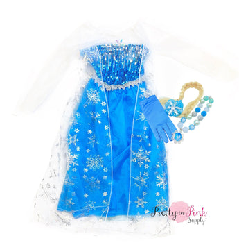 Ice Queen Costume or Accessories