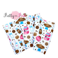 Milk and Cookies Liverpool Fabric