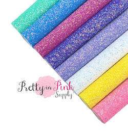 Royalty Chunky Glitter Sheets