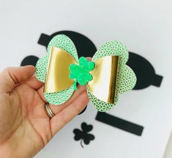 Clover Bow PNG Download