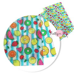 Silicone FRUIT Sheet