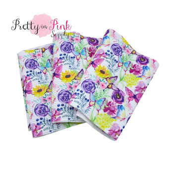 Butterfly Garden | Liverpool Fabric