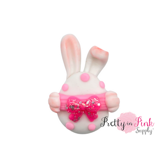 Bunny Easter Egg | Clay Polymer