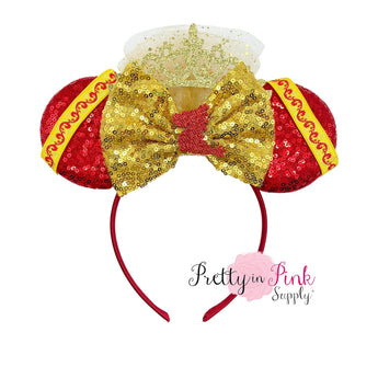 Warrior Princess | Mouse Ears DIY Kits - Pretty in Pink Supply