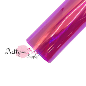 Hot Pink Mirror | Jelly Sheet