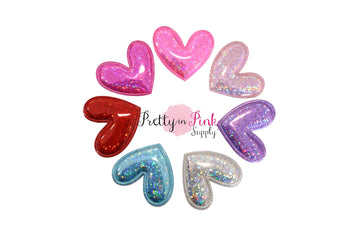 Holographic Padded Hearts